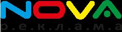 Рекламна агенция Варна НОВА РЕКЛАМА  Logo