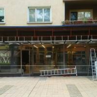 Монтаж на метална конструкция - реклама Варна