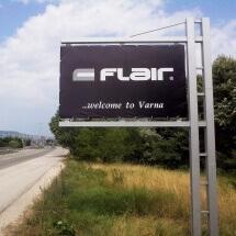 Табела - външна реклама Варна